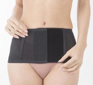 乳房再建-腹直筋皮弁法-下腹部ニッパー