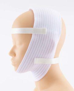 脂肪吸引-フェイスリフト-顎変形症-顎関節脱臼-フェイスバンド