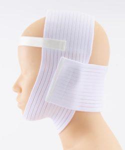 脂肪吸引-フェイスリフト-顎変形症-顎関節脱臼-後頭部フェイスバンド